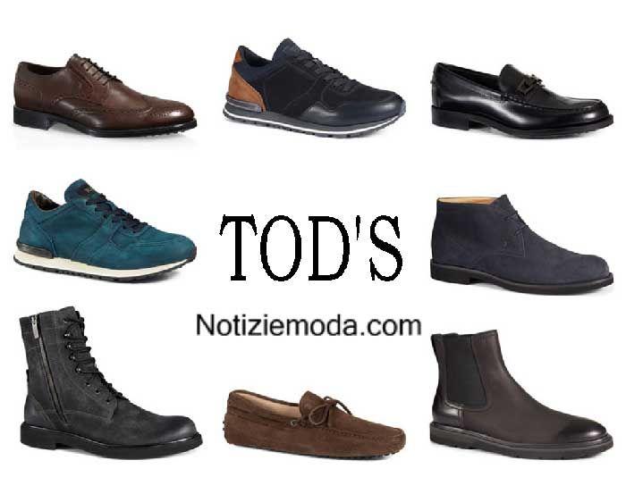 new style dcb63 93b70 Scarpe Tod's autunno inverno 2016 2017 uomo | Scarpe Moda ...