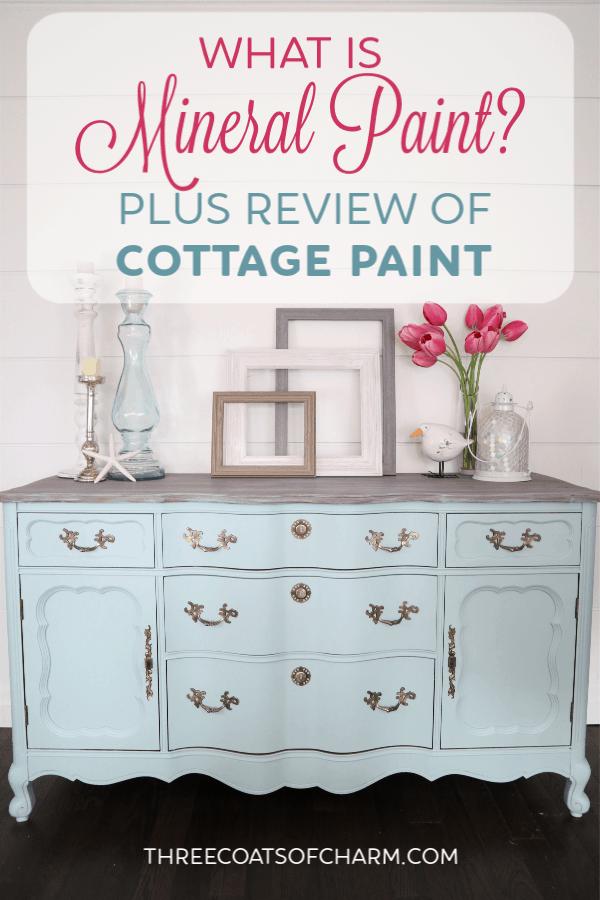 We Explore Mineral Paint Plus Review Cottage Paint S Serenity