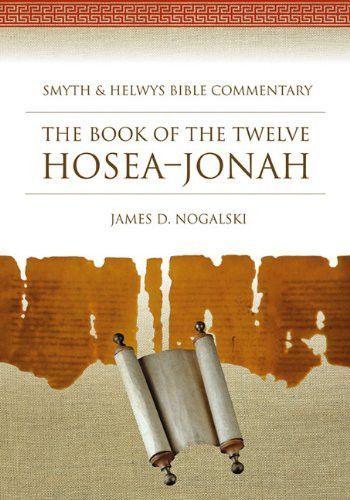 Hosea-Jonah (Smyth & Helwys Bible Commentary) (Book & CD)
