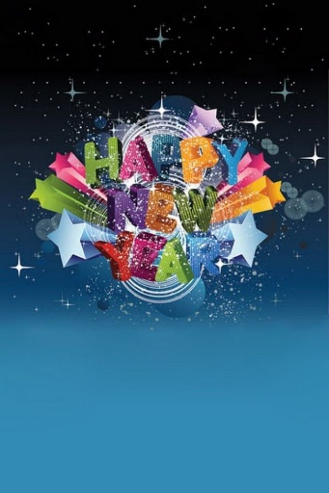 hd cool happy new year iphone 4 wallpapers | Happy New Year Wallpaper! | Happy new year ...