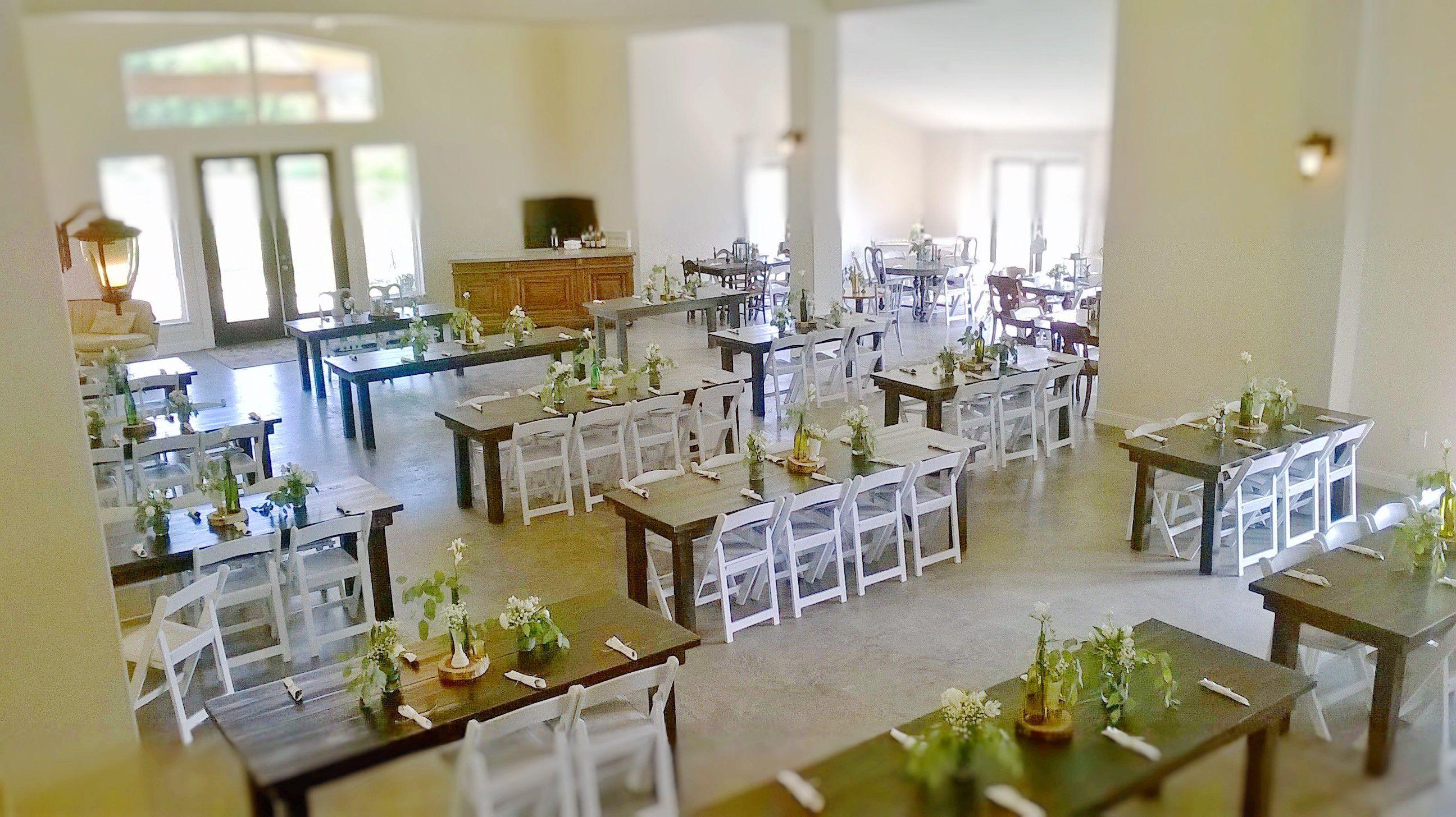 360 Catering At The Stonebridge Wedding Venue Blum Tx