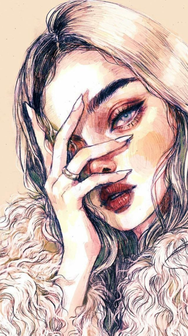 Pin by Roxette Rock on Inspiration <3 | Portrait art