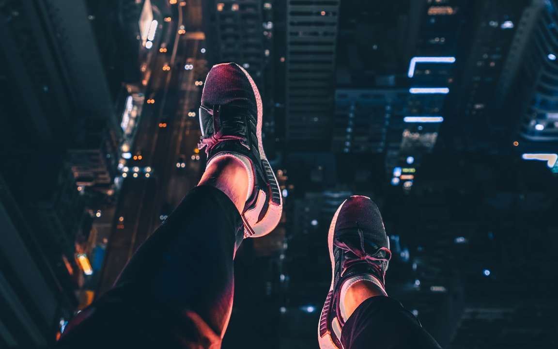 Download Wallpaper 3840x2400 Night City Feet Aerial View Overview Roof Night 4k Ultra Hd 16 10 Hd Backgroun Best Workout Routine Sorel Winter Boot Fit Mom