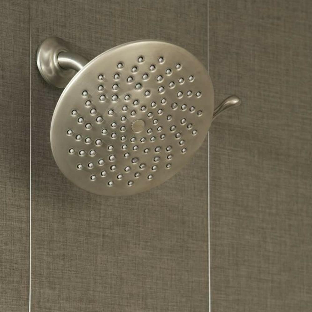 Moen S6320 Velocity 8 Inch Rain Shower Head High Pressure 2 5 Gpm
