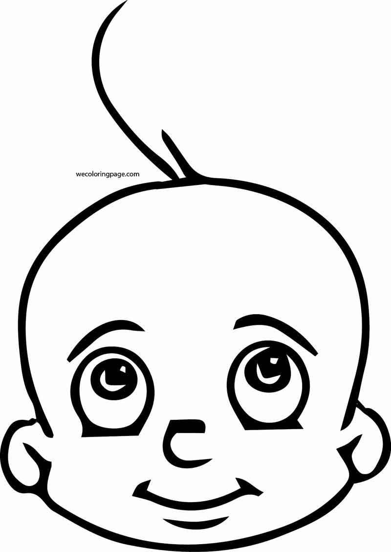 Chhota Bheem Baby Face Coloring Page Coloring Pages Coloring For Kids Color