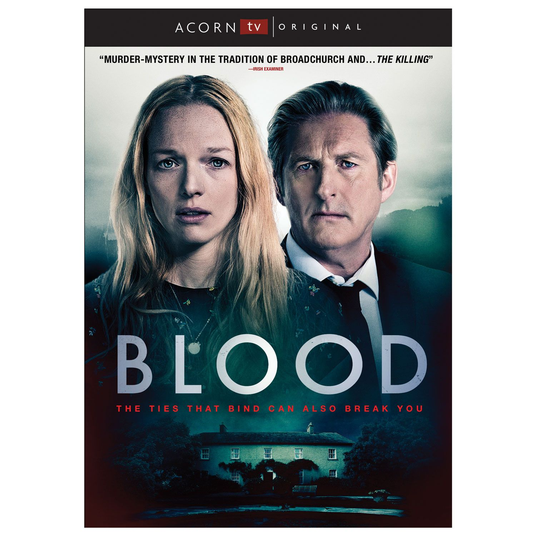 Blood Dvd & Blu-ray - DVD