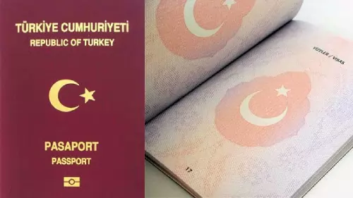 How to Make Turkish Passport Application?