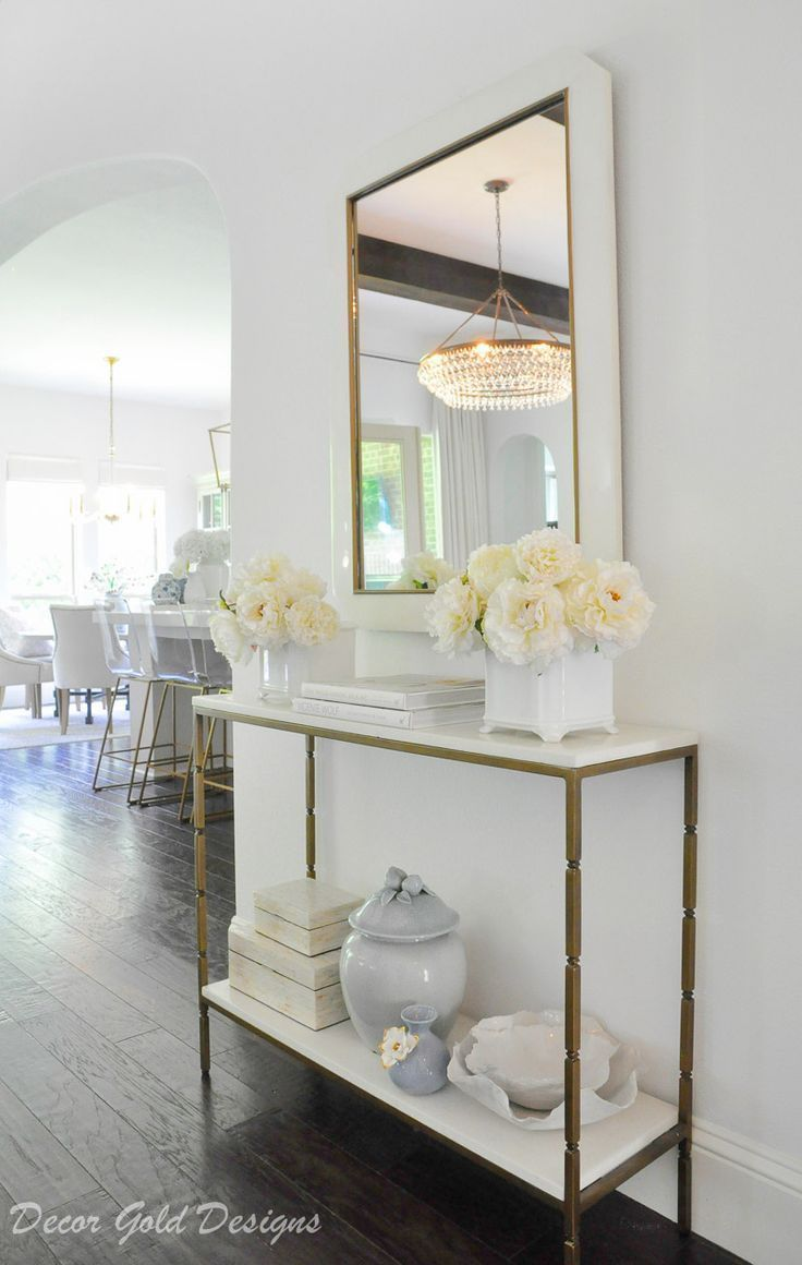 Summer Style Home Tour - Decor Gold Designs#decor #designs #gold #home #style #summer #tour