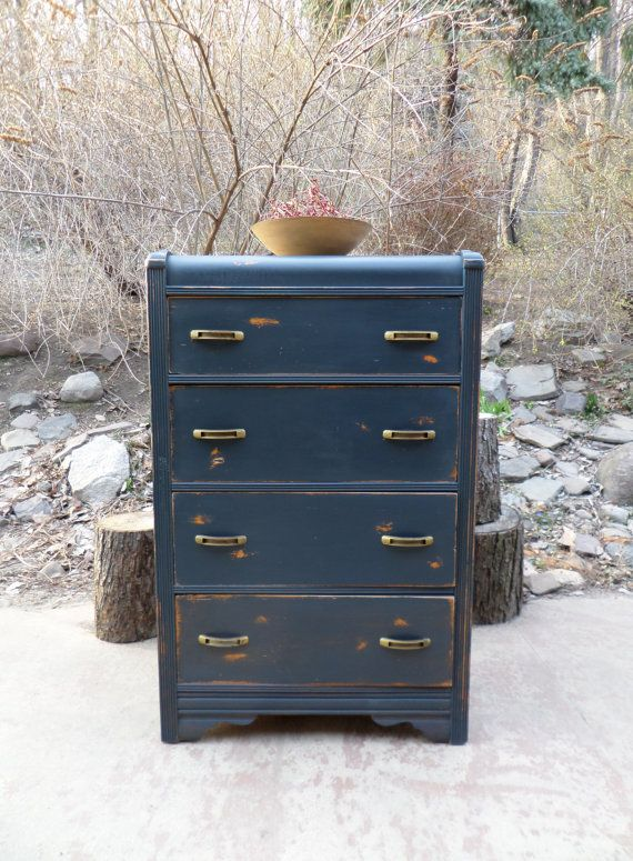 yet little navy it roots all used restless favorite mg behr no is has of by sea color furniture s quite and my antique i wings this not a very here chest blog have hint dark drawers blue as finished