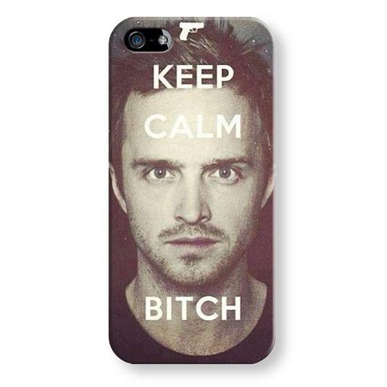 Breaking Bad Keep Calm Galaxy iphone case