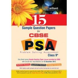 Cbse Psa Problem Solving Assessment  Sample Question Papers