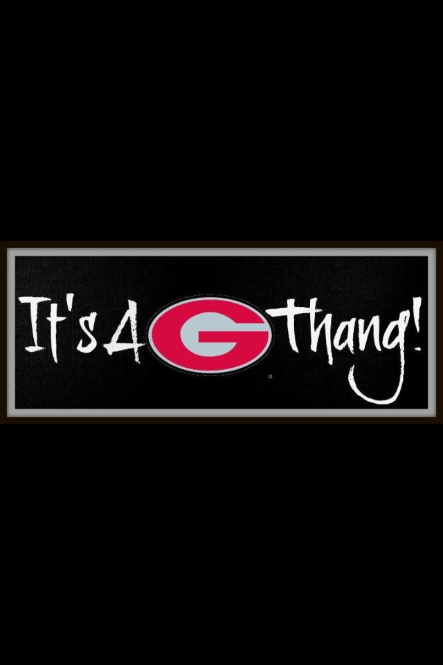 A perfect Ga Girl quote ;) ♡ | UGA ♥ | Georgia bulldogs, Georgia