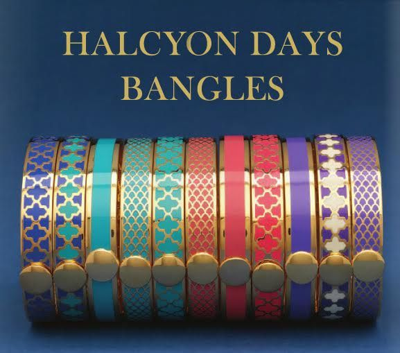 Halcyon Days Bangles