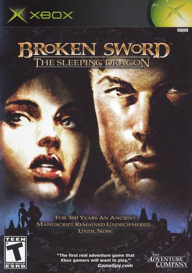 Broken Sword The Sleeping Dragon Broken Sword Adventure Company