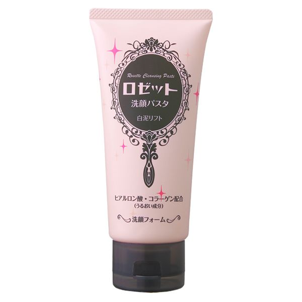 Rosette Cleansing Paste - 白泥リフト