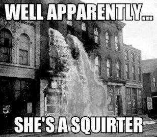 porn memes Squirting