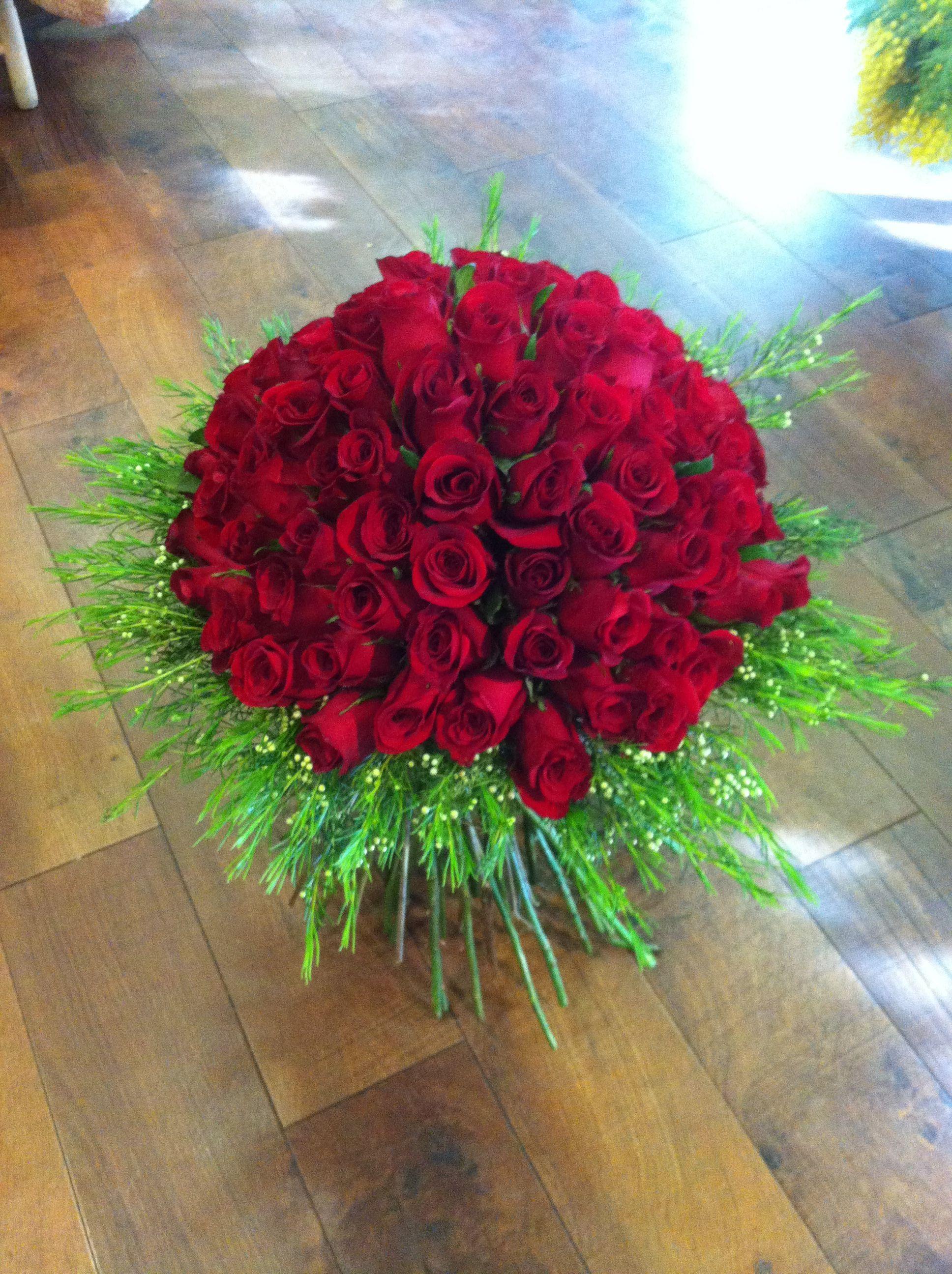 Ramo de flores grande ramo romntico de flores grandes - Ramos de flores grandes ...