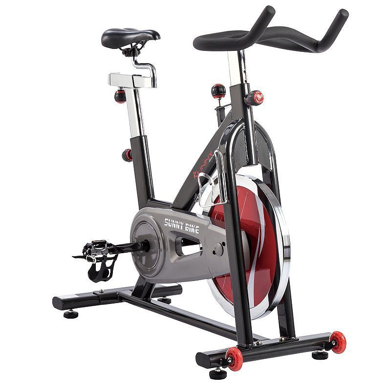 Sunny Health And Fitness Chain Drive Indoor Cycling Bike