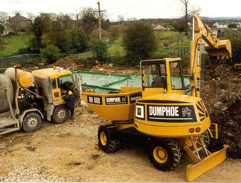 Dump hoe Heavy Equipment Pinterest Hoe, Heavy equipment and - dragline operator sample resume
