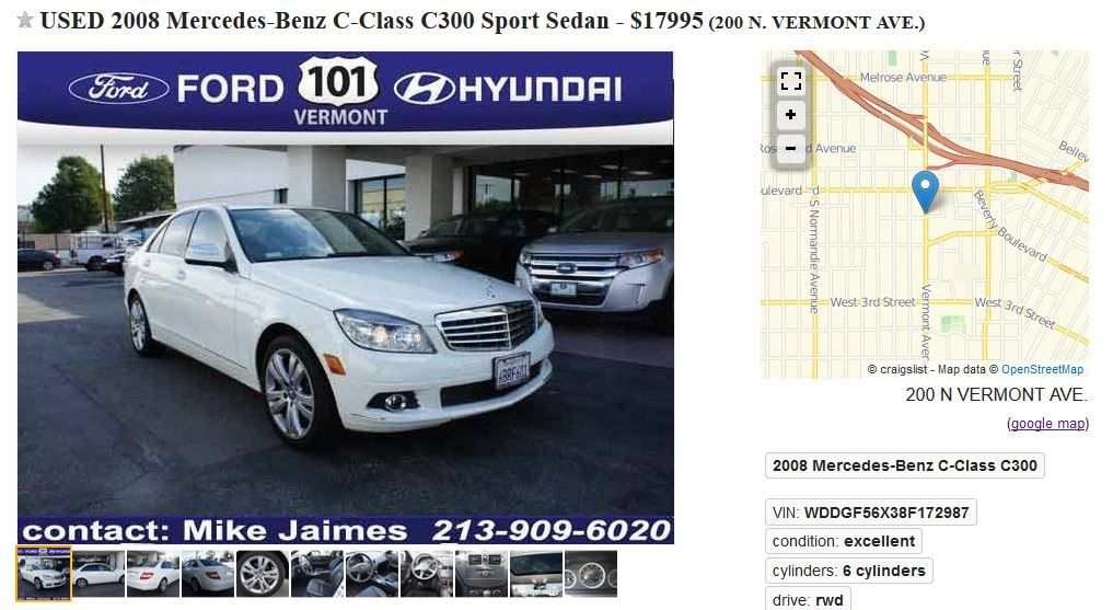los angeles cars & trucks – craigslist – Hyundai Genesis 4dr ...