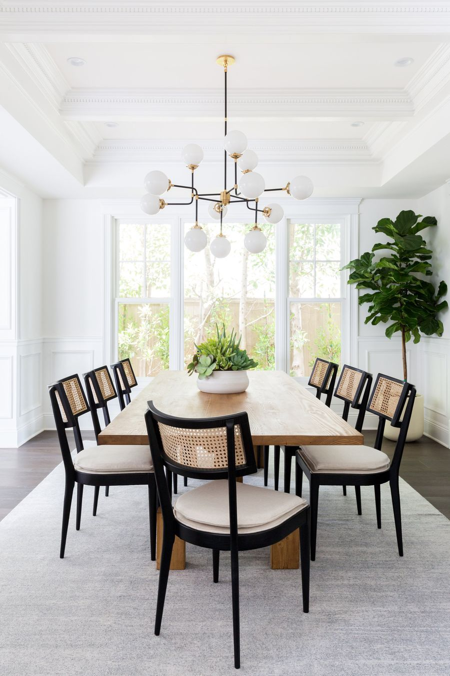 15 Perfect Dining Room Chairs According To Your Style Dining Room Interiors Casual Dining Rooms Living Dining Room Decor dining room chairs