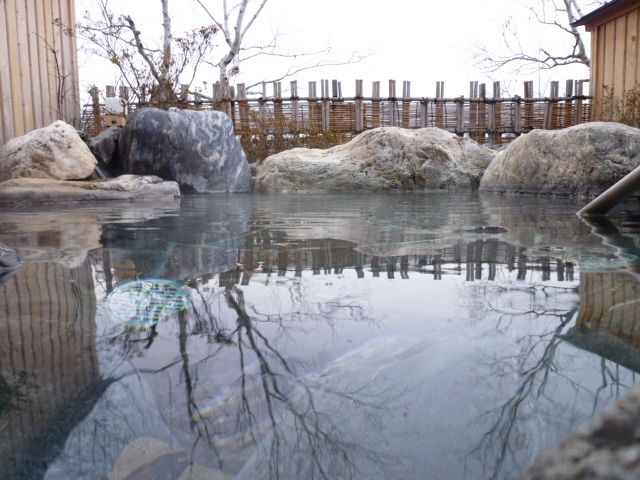 Terme, Hotel「Zan-eikaku」Asama-Onsen,Matsumoto、Nagano