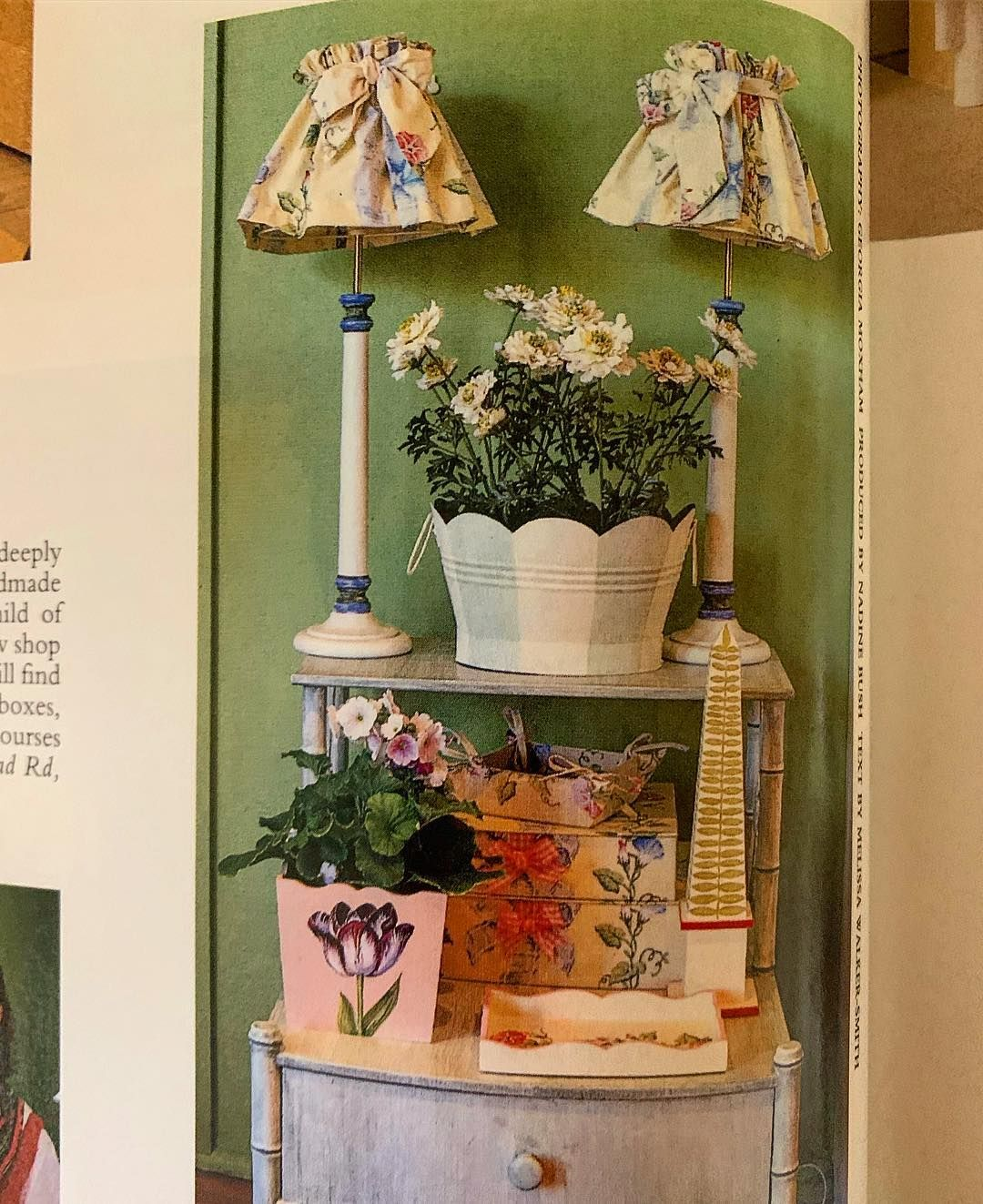 Pigott S Store 1990 S Belle Magazine Article Melissa Penfold Ladder Decor Belle Magazine Interior And Exterior
