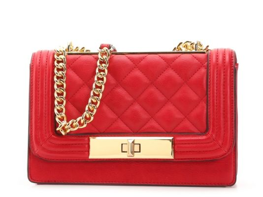 Aldo Derogali Crossboy Bag - Red