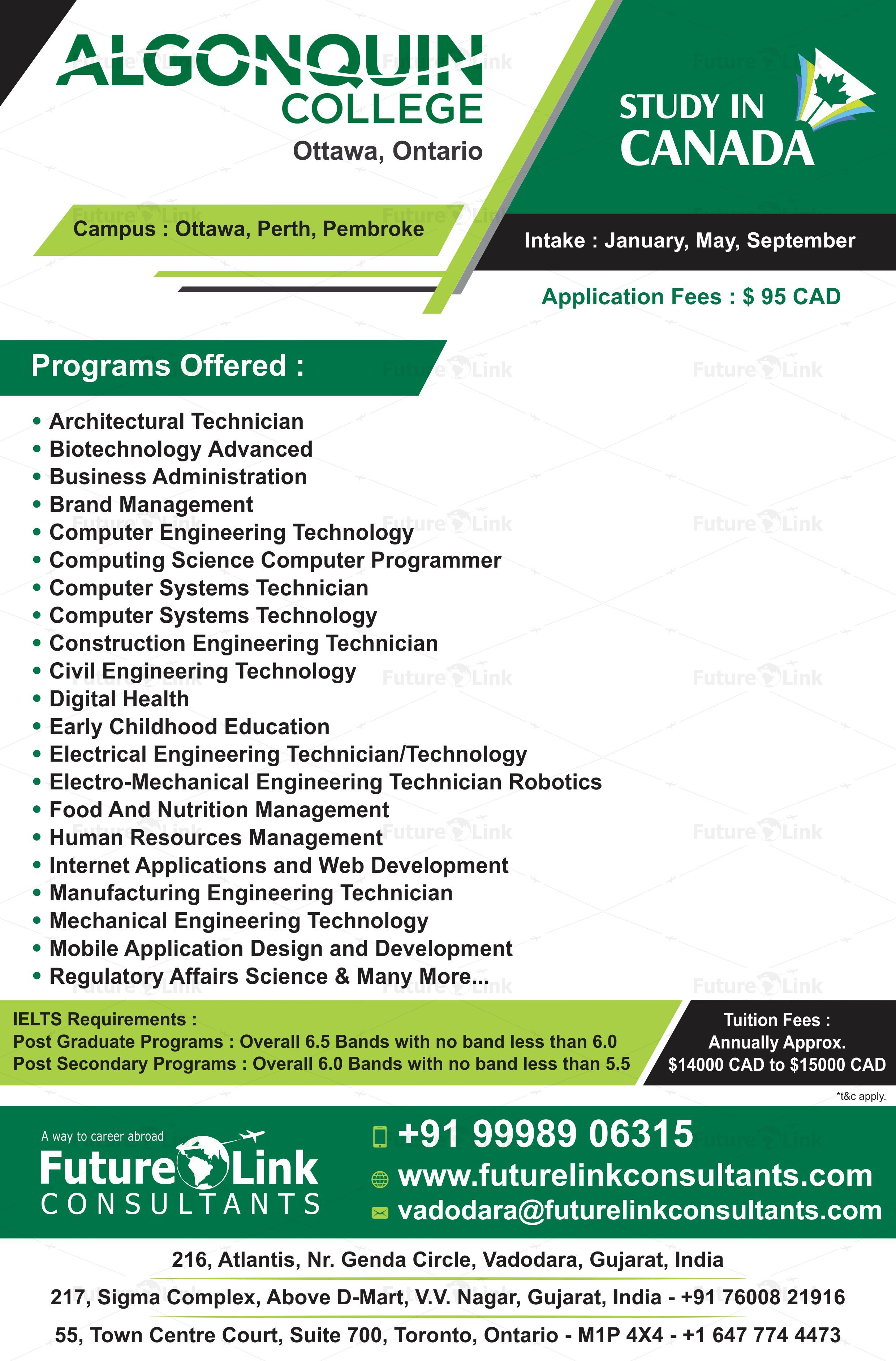 Dear Students Greetings From Future Link Consultants Study In
