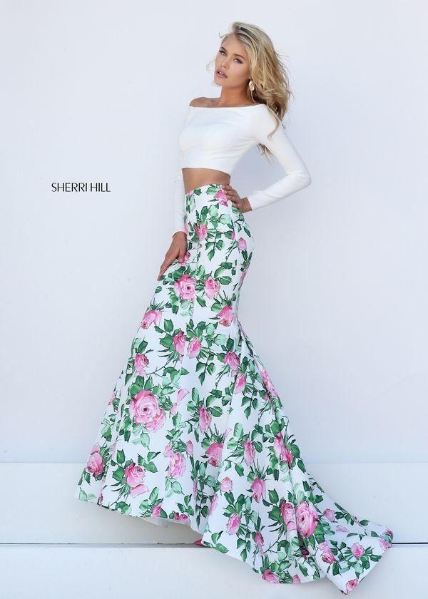 Sherri Hill 50433 | Sherri Hill Prom Dresses | Pinterest | Prom ...