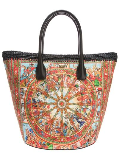 DOLCE and GABBANA  Sicilia  Tote   Bags   Pinterest   Purse, Bag and ... 5688ac4d9f