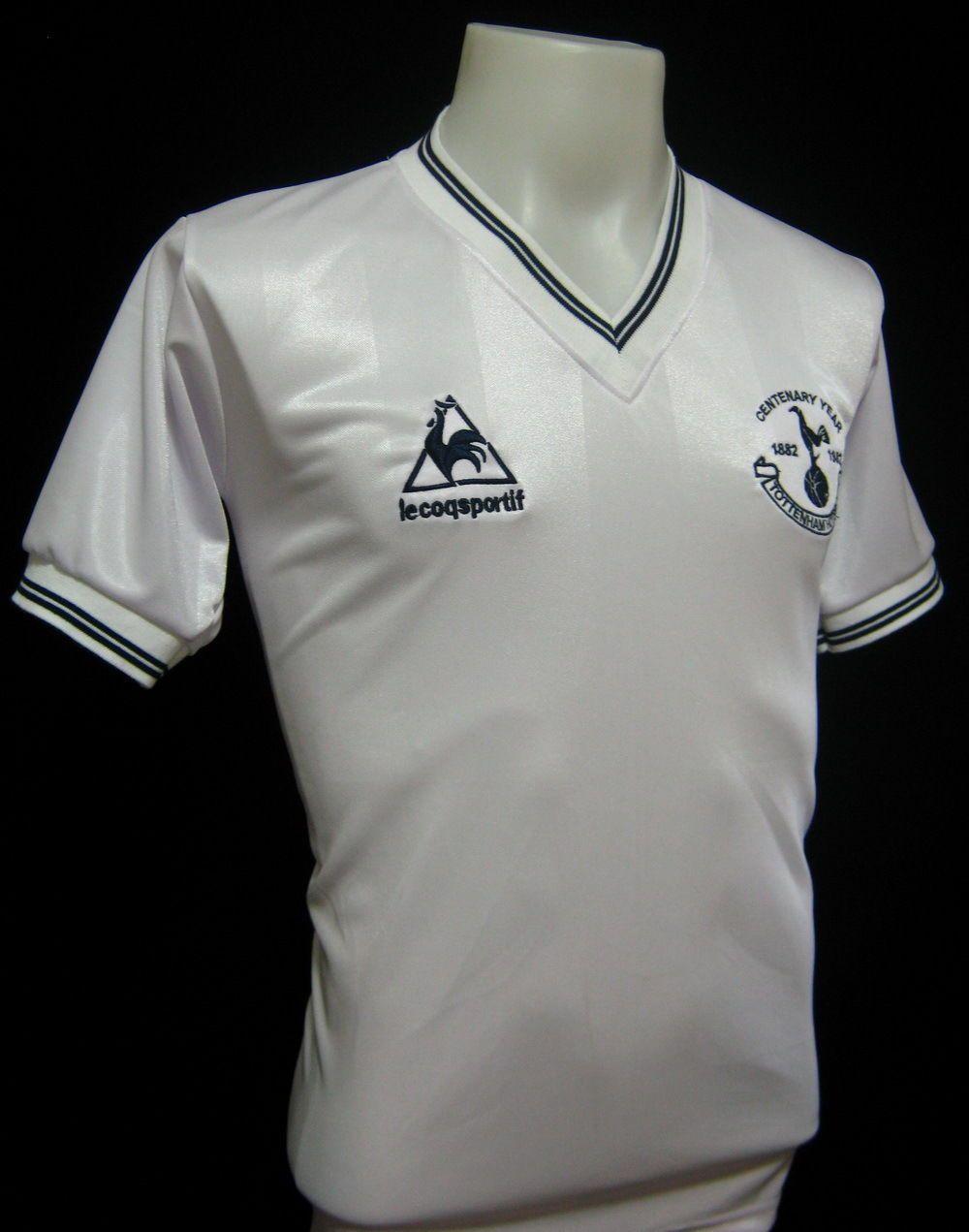 e12802105 Tottenham Hotspur 1882-1982 Centenary Retro Shirt Reproduction L   44