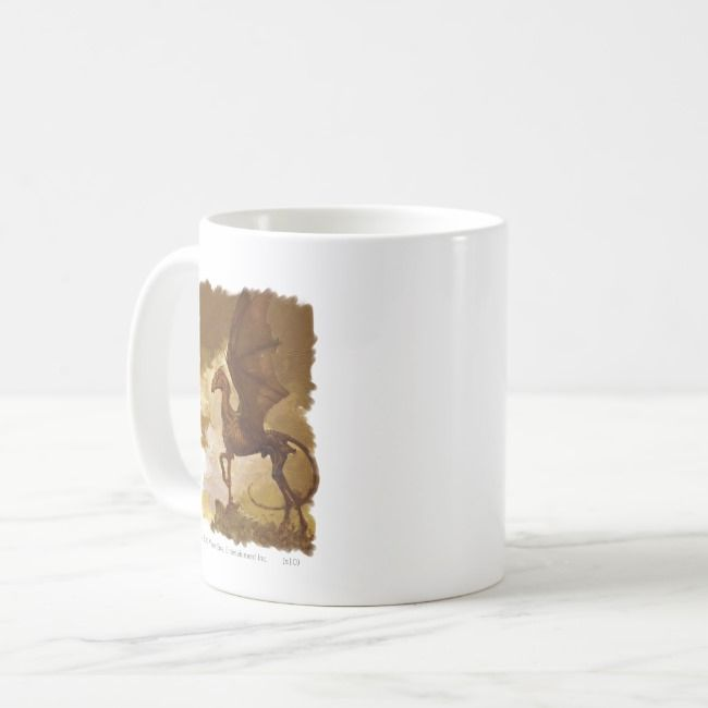 Thestral Coffee Mug | Zazzle.com #disneycoffeemugs