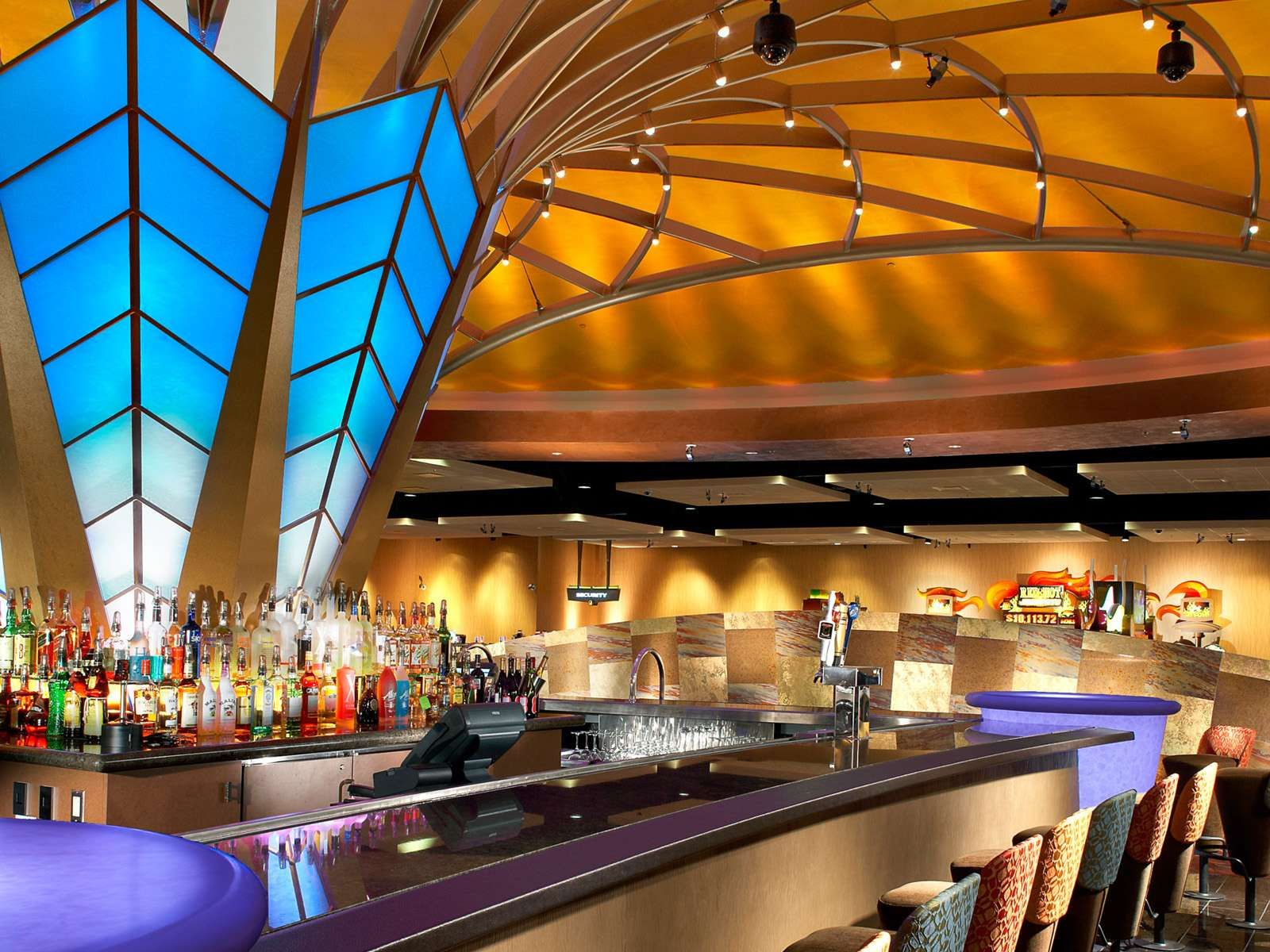 Potawatomi Bingo Casino, Milwaukee, WI, Designed By Hnedak Bobo Group, ©  Jeffrey