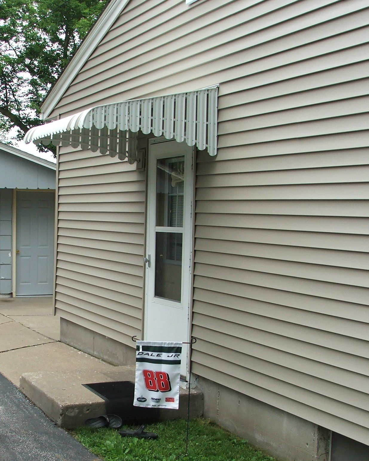 weather whipper fairlite aluminum awning custom built aluminum