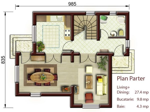 plans 1floor home design dream house pinterest house plans and house