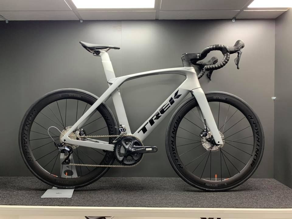 The Bike That Everyone Has Been Waiting For Trek Madone Slr 6 Disc