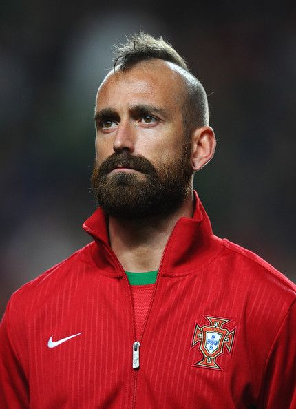 Raul Meireles - National Team of Portugal at World Cup 2014 | Bearded men hot, Soccer players ...