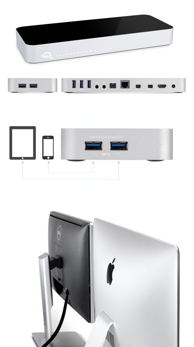 12 Ports Of Phenomenal Flexibility All United To Your Mac With Just One Lightning Fast Thunderbolt 2 Apple Technology Technology Accessories Apple Accessories