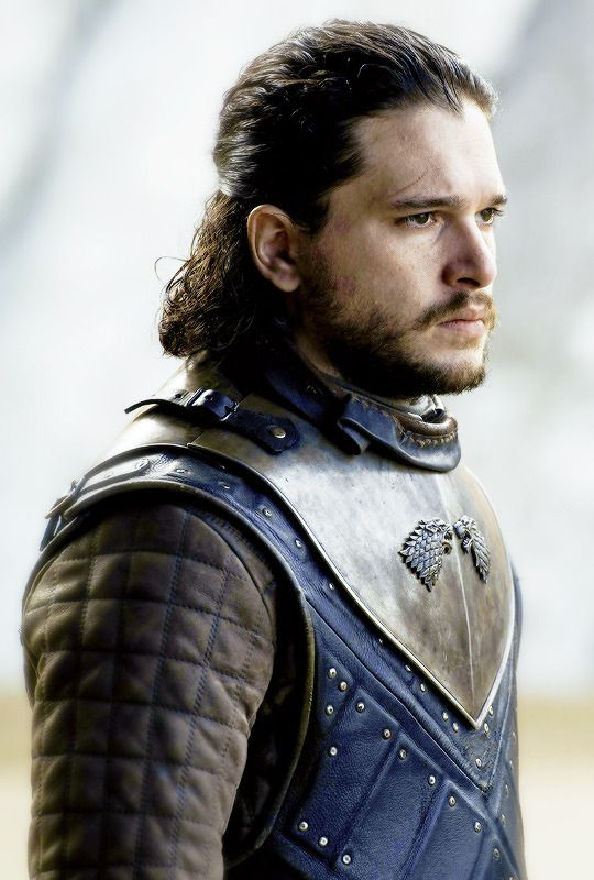 Jon Snow, the King in the North (7x4)
