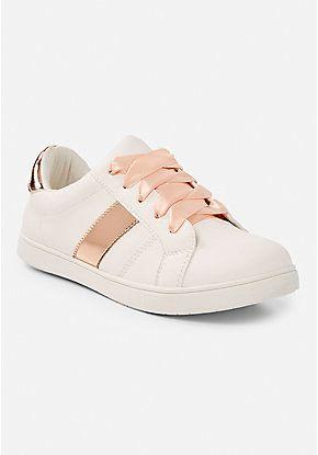 Rose Gold Sneaker | Rose gold sneakers