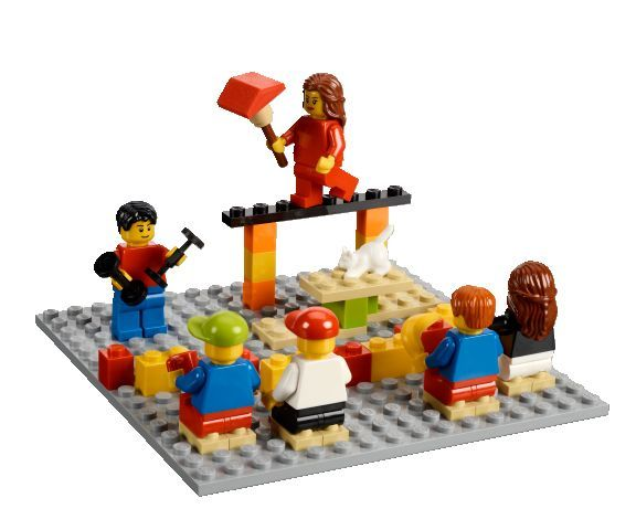 Lego Education - So they have this software and program called ...