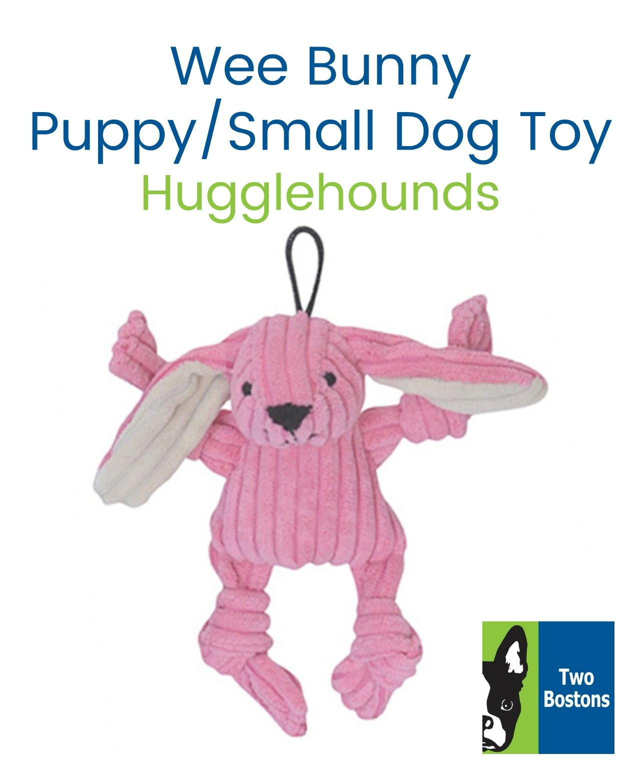 Wee Huggles Bunny By Hugglehounds Small Dog Toys Wee Small Puppies