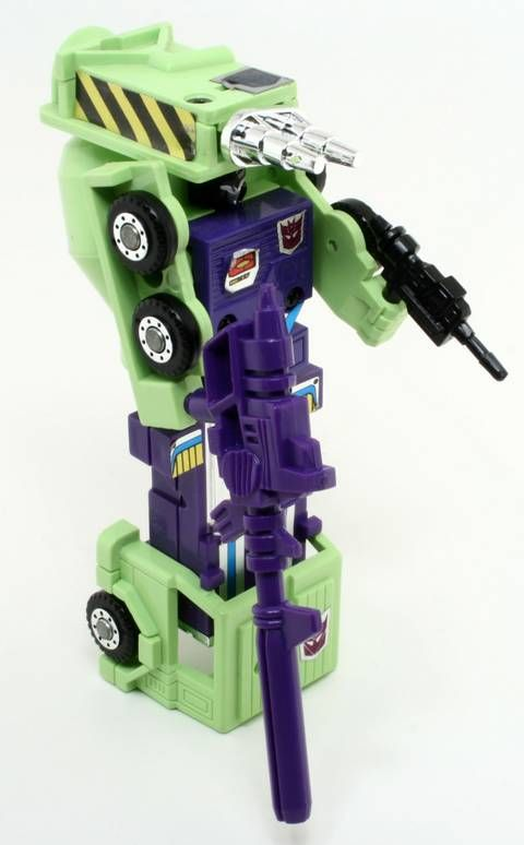 Transformers G1 Mixmaster