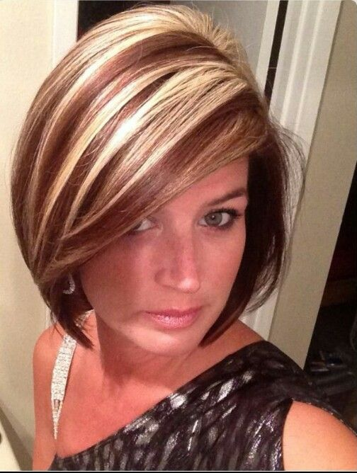 Brown With Blonde Highlights Hair Pinterest Blondes Brown And