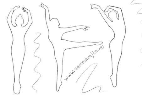трафарет балерины из бумаги распечатать: 18 тыс <i>открытка балерина из бумаги</i> изображений найдено в Яндекс.Картинках