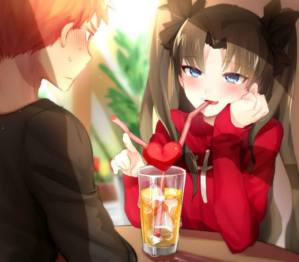 rin and shirou relationship