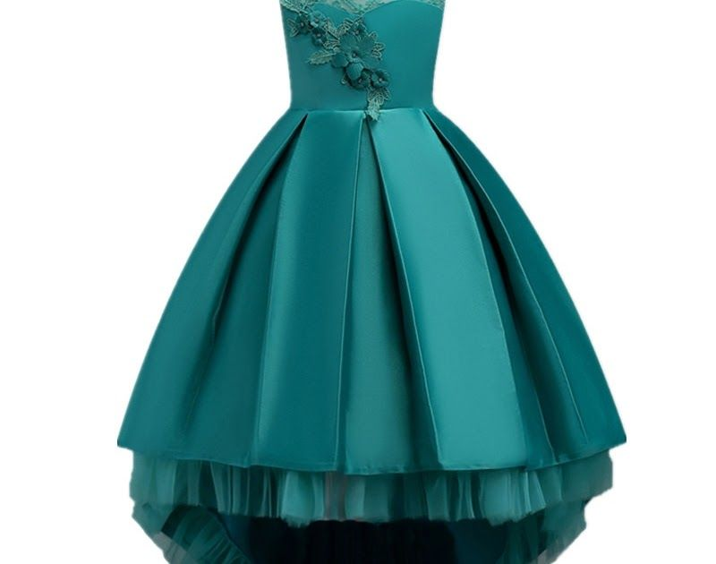b54475554062 Best Price Summer Kids Formal Dress For Girls Clothes Flower Pageant ...