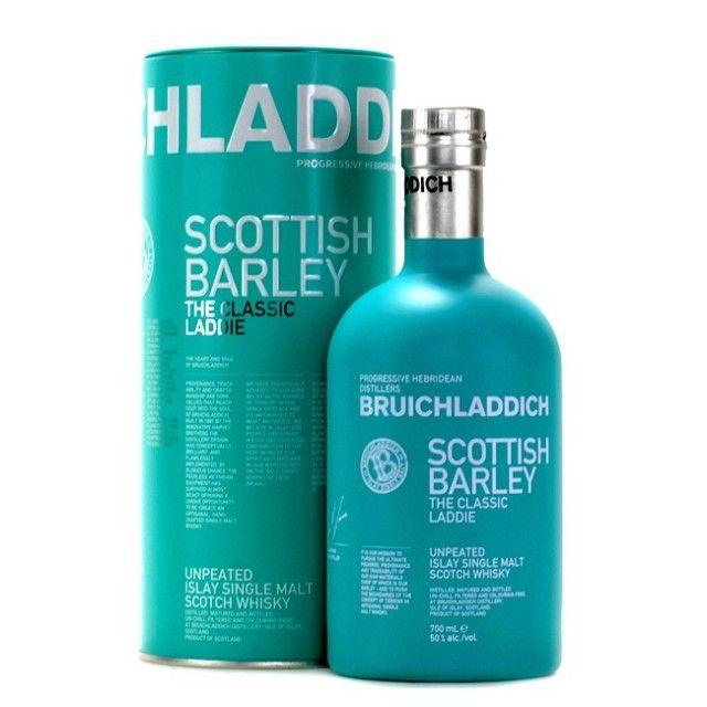 BruichLaddich - Whisky Scottish Barley 70 cl. (S.A.)