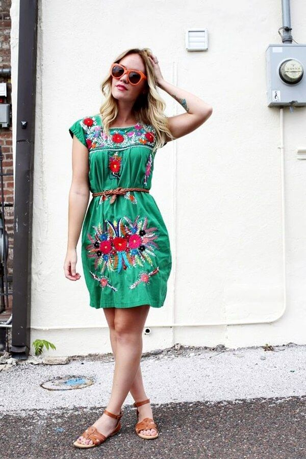 10+ Mexican dresses for women ideas information